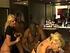 Blonde Mom Gets Gangbanged By Thugs