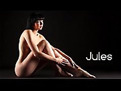 Nude Models Jules Seedcase-shooting PKinG TV