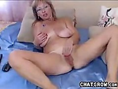 Horny amateur italian blonde Whore Loves Masturbating
