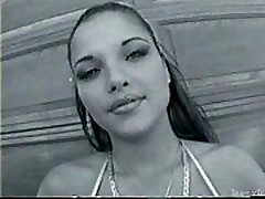 Rebeca Linares. Mercilessly gangbanged.