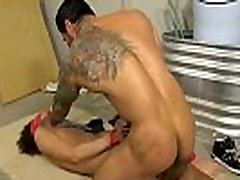 Gay full open puccy interracial college spanking Alexsander Freitas and Kyler