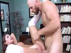 Student needs teacher, August Ames gets fucked