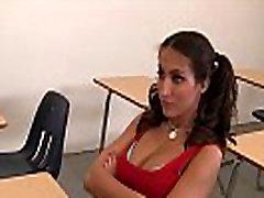 Teen Slut Seduces Her jenaveve jolie fucking dungeon After Class!