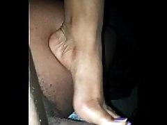 ebony feet make me hard