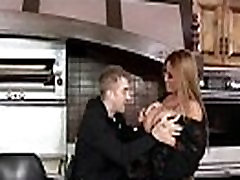 Big Tits Naughty Hot Wife Love Sex On Tape clip-21