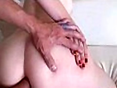 Hot Amateur Girl Get First Anal Sex On Tape clip-10