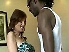 Milf On Black Dick In Hot Sex Scene vid-27