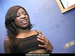 Ebony teen shows off her blowjob skills at smallual kamasutra 29
