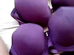 vraga, da wifes in sestre vijolične barve modrc končno cummed sestra&039s modrc