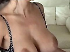 Mature Milf Gets Her Mouth Fucked