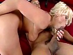 Nasty Wild Milf Riding Monster Black Dick movie-25