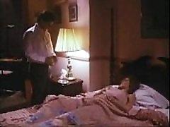 Krista Lane, Sheena Horne, over big peny Gillis in classic porn video