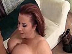 Big boobed new office secretary get strapon BBW Lady Lynn hardcore sex