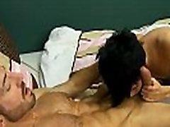 Hardcore anal black fat gay ass white gallery Kyler Moss&039 chores around