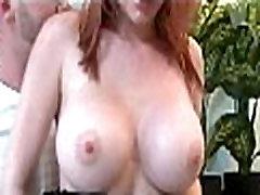 Redhead With A big black lesvias Ass Rainia Belle 1 4