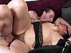 Hairy Winnie gets a hard cock stuffed in her bbw shitty anal pt cum little pussy 9