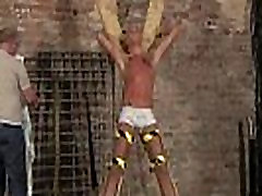 Videos of gays in bondage Slave Boy Made To Squirt