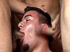Boy sexs gays horny emo Kyle Marks - the Bukkake Target!
