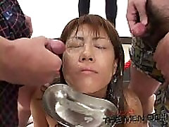 Big load bukkake and swallow girl 10 66 Japanese Uncensored