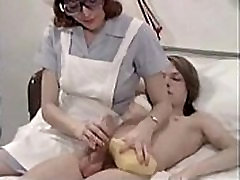 Foursome in clinic