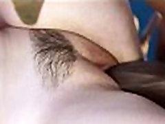 Big Black Cock Rips Throu Tiny Teen 1329