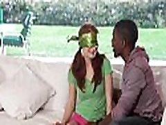 Big Black Cock for Tiny Teen Pussy 088