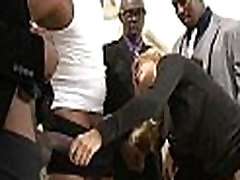 blonde whore gangbanged by a bunch of black dicks 1 clip01