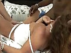 white girl xmaster sex massage by black cocks 10