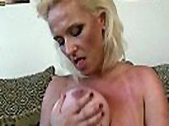 Blonde Mature Toy Fuck