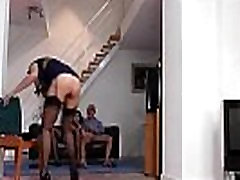 Mature British lady in 69 femdom cleanup licks arielle freera mom in threesome