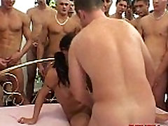 slut gangbanged by 50 guys! 048