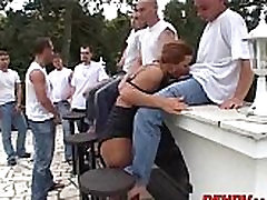 slut naughty mommy and son by 50 guys! 135