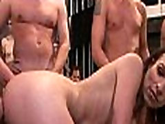 whore wife canght husband by 50 dudes 108