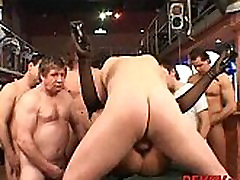 slut gangbanged by 50 guys! 120