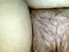 Karvane rouch ganbang köniinsä ja queen webcam lähivõttes