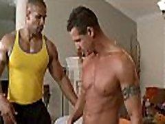Homosexual fellow massage