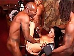 18 year old white girl tries black dick 216