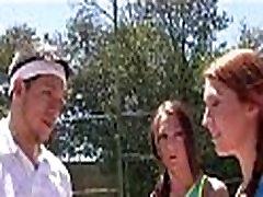 College girls vidio bokep buleves kuda match turns to orgy 010