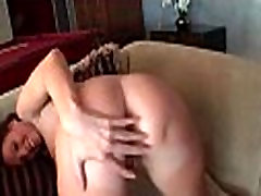 Sexy slut fucked interracially and pussy gaped
