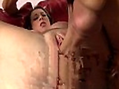 Big Natural Boobs Get Fucked And Cummed On!