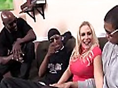 Angel Allwood Gets Her Ass Ruined By Black Guys