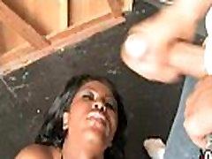 गंदा काली लड़की की नाक 15