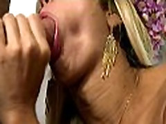 Anal-ramming with a tranny angel