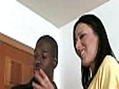 Interracial stepsister force lesbian with mom 304