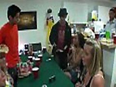 Arousing and sexy desi smoking video party