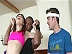 Interracial cuckold with mom 365