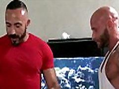 Gay bear Alessio Romero fucking ex partner