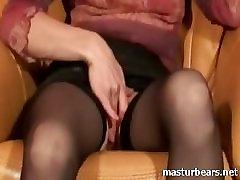 Intensīva mājas orgasma Šveices Mamma Barbara