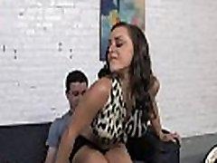 hot wife meets huge 14 inch cheristy mac monster cock