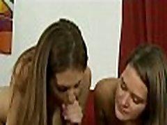 mother teaching daughter 165